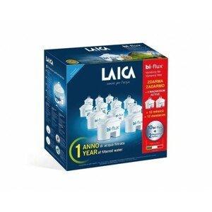 Náhradné filtre Laica F12SES0, 10xBi-flux + 2xMagnasium active