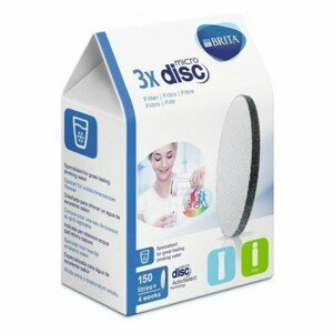 Náhradný vodný filter Micro Disk Brita 1039628, 3 ks