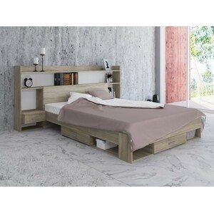 Spálňový program Avona-rám postele, 2 nočné stolíky- II.akosť