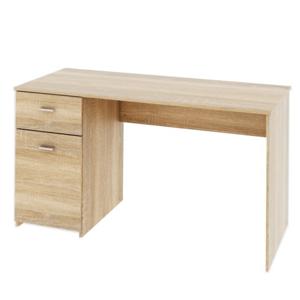 PC stôl, dub sonoma, BANY