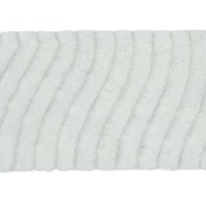 Koberec, biela, 80x150, SELMA