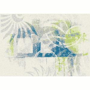 Koberec, viacfarebný, 67x120 cm, JUMEO
