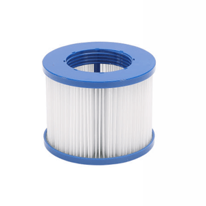 Kartušový filter pre mobilné vírivky, biela, KAMINO