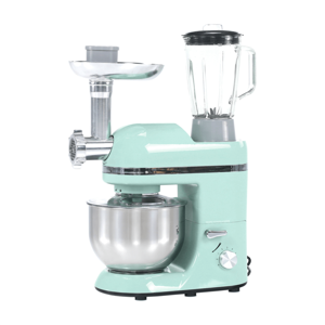 Kuchynský robot, 1800 W, 5 l, neo mint/chróm, KANTE