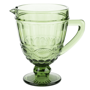 Vintage džbán na vodu/na víno, 1150ml, zelená, SAVOY