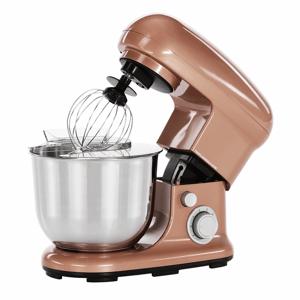 Kuchynský robot, 1300 W, rose-gold zlatá, 5 l, MACEJKO