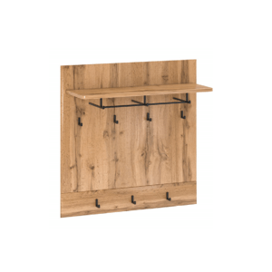 Vešiakový panel, dub apalačský, PUSAN X