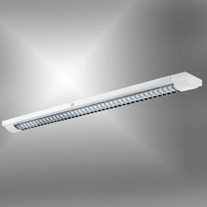 ALCO Moderné rastrové svietidlo Arnao, dĺžka 125 cm
