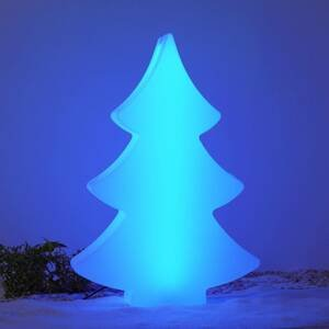 8 Seasons LED stromček Shining Tree 2D RGB 113cm