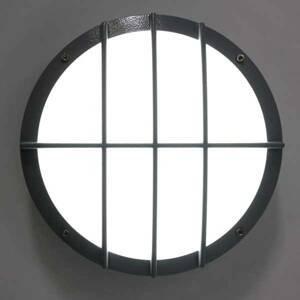 Akzentlicht Nástenné svetlo Sun 8 LED odliatok AL 3000K 13W