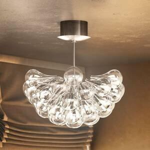 ALMA LIGHT BARCELONA Závesné LED svietidlo Drop S, 37-plameňové