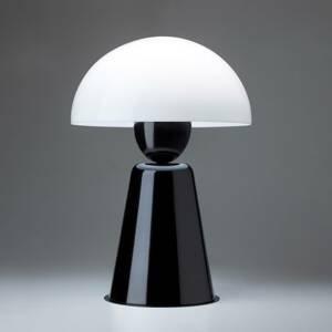 ALMA LIGHT BARCELONA Stolná lampa Star so stmievačom, čierna