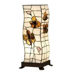 Artistar Štýl Tiffany stolná lampa Blossom