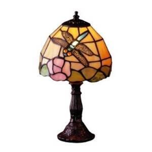 Artistar Stolná lampa v štýle Tiffany JANNEKE