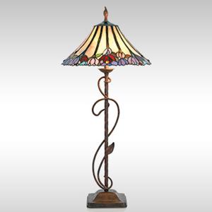 Artistar Prepracovane navrhnutá stojaca lampa Tori