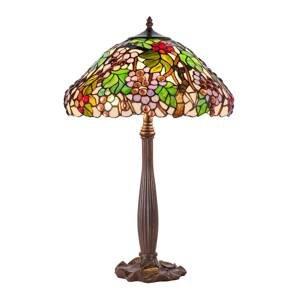 Artistar Stolná lampa KT9810+P927 v štýle Tiffany