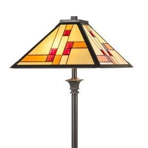 Artistar Stojaca lampa KT1836-50+P1837 v štýle Tiffany