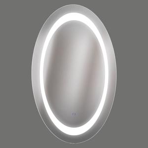ACB ILUMINACIÓN Nástenné LED zrkadlo Vesi dotyková funkcia 3000K