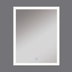 ACB ILUMINACIÓN Nástenné LED zrkadlo Amanzi 65 x 75cm, 3000K