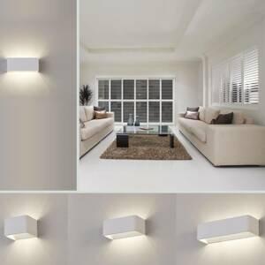 ACB ILUMINACIÓN Nástenné LED svietidlo Icon, 2700K, šírka 20cm