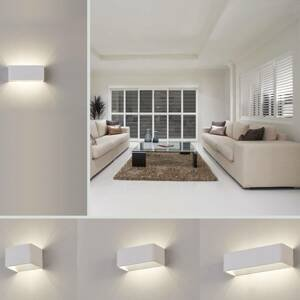 ACB ILUMINACIÓN Nástenné LED svietidlo Icon 2700K, šírka 37cm