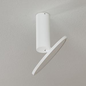 ACB ILUMINACIÓN Stropné LED svietidlo Morgan, pohyblivé, biele
