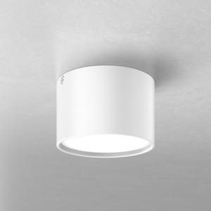 Ailati Okrúhle stropné LED svetlo Mine, biele 9cm