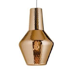 Ailati Závesná lampa Romeo 130cm bronzová metalická