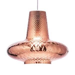 Ailati Závesná lampa Giulietta 130cm ružovo-zlatá