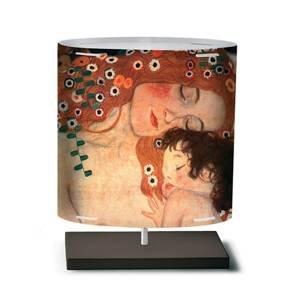 Artempo Italia Klimt II – stolná lampa s umeleckým motívom
