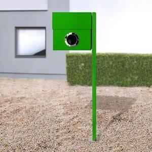 Absolut/ Radius Poštová schránka Letterman XXL stĺp zelený