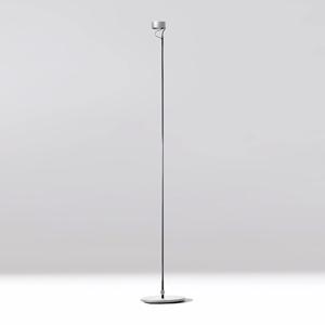 Absolut/ Radius Stojaca LED lampa 930 B flexibilná v striebre