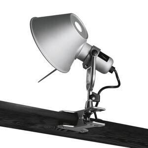 Artemide Upínacia LED lampa Artemide Tolomeo Pinza 3000K