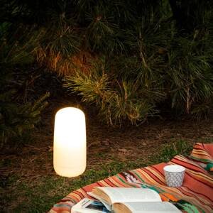 Artemide Artemide Gople stolná LED lampa s batériou