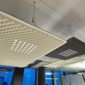 Artemide ARCHITECTUR Artemide Eggboard Matrix Up/Down 160cm 3000K biela