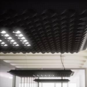 Artemide ARCHITECTUR Artemide Eggboard Matrix Up/Down 80cm 3000K sivá