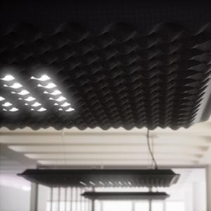 Artemide ARCHITECTUR Artemide Eggboard Matrix Up/Down 80cm 4000K sivá