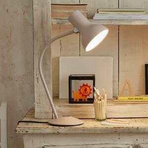 Anglepoise Anglepoise Type 75 Mini stolná lampa, čierno-sivá