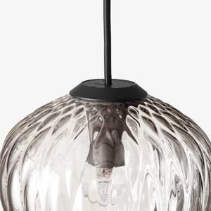 &TRADITION &Tradition Blown SW4 závesná lampa strieborno-číra