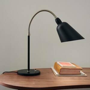 &TRADITION &Tradition Bellevue AJ8 stolná lampa čierna/oceľ