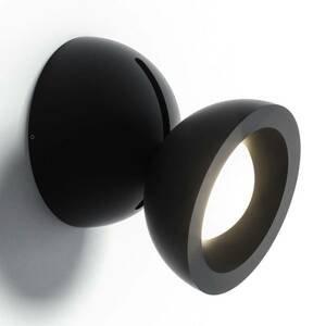 Axo Light Axolight DoDot nástenné LED svietidlo čierne 46°