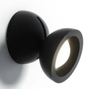 Axo Light Axolight DoDot nástenné LED svietidlo čierne 15°