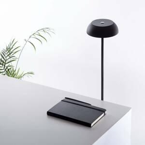 Axo Light Axolight Float stojaca LED lampa čierna