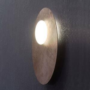 Axo Light Axolight Kwic stropné LED svietidlo, bronz Ø48cm