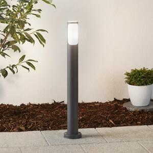 Brilliant Chodníkové svetlo Gap energeticky úsporná žiarovka