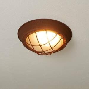 Brilliant Vidiecky-rustikálne stropné svietidlo Typhoon