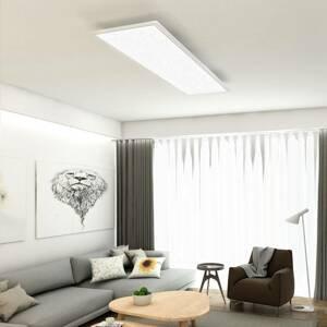 Briloner LED panel Hviezdne nebo 7393, 119 x 29cm