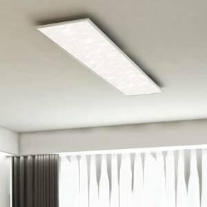 Briloner LED panel hviezdne nebo Pallas CCT, 100 x 25cm