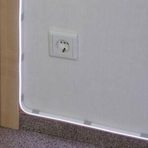 Briloner LED pásik Flow 300cm univerzálna biela, IP65
