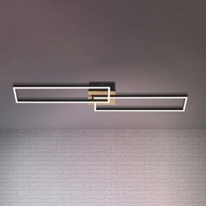 Briloner LED stropná lampa 3145-014 s diaľkovým ovládaním